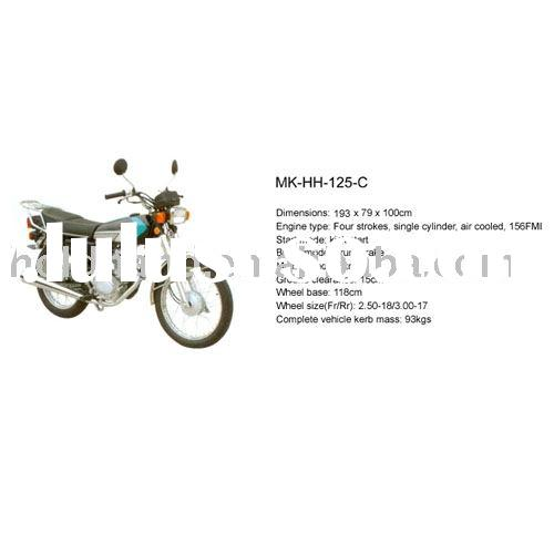 MOTORCYCLE;MOTORCYCLE 125CC;CHINA MOTORCYCLE