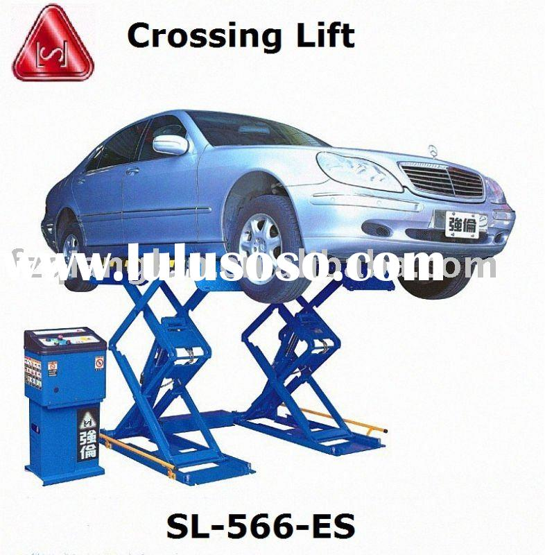Mini Electric Car Lift