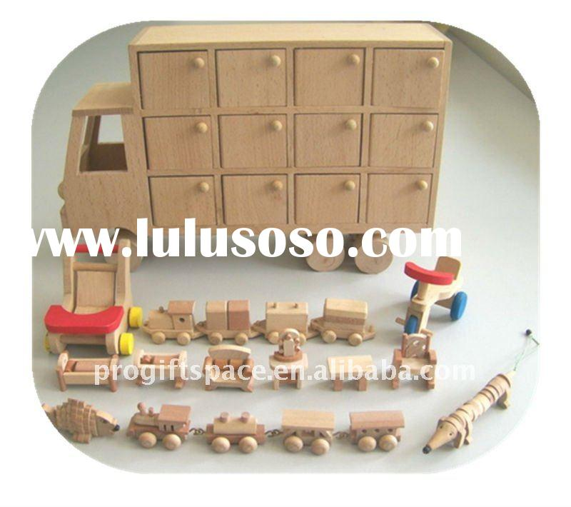 Mini Wooden Toys for Children