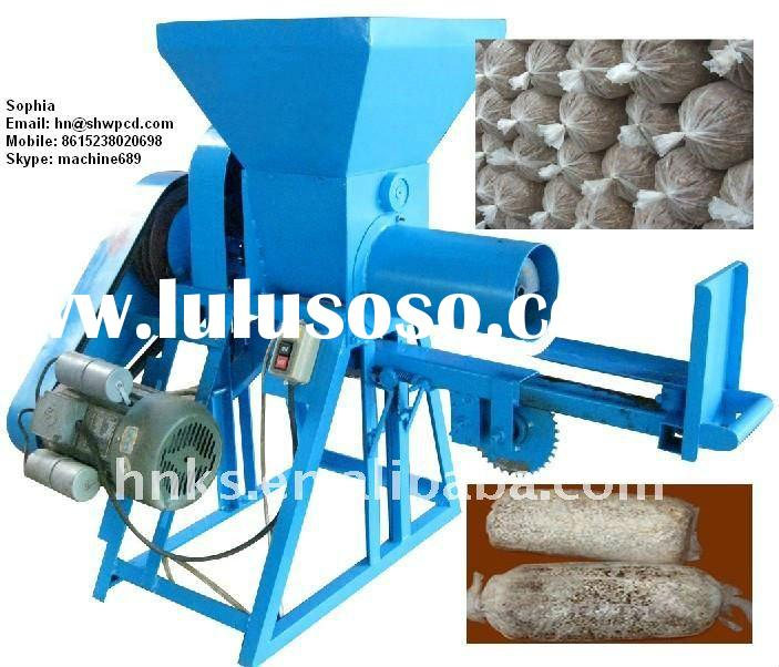 Mushroom Growing Bag Filling Machine