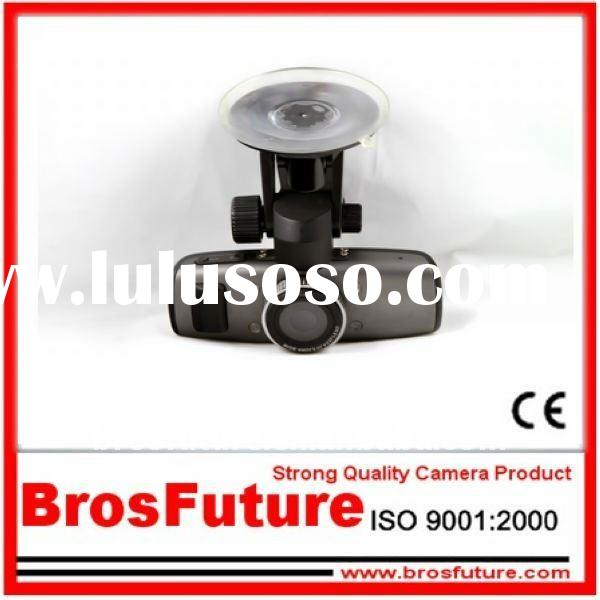 New Hot full HD 1080P car dvr/car black box/car camcorder with GPS, G-sensor function B807GS