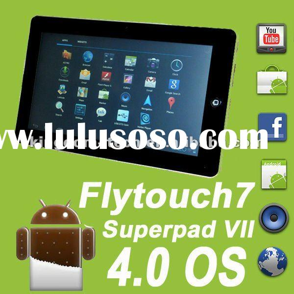 app specify flytouch 6 tablet pc mid flytouch6 superpad6 android 4 0 1ghz 10 inches gps wifi MObile Free; iPhone