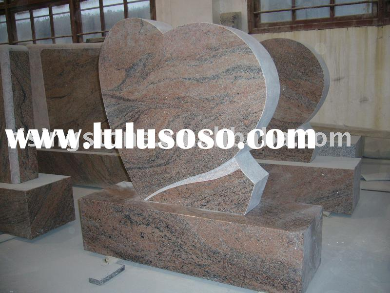 Norway Style Granite Monuments and Tombstones/Red Monuments/Red Granite Headstones/Gravestones