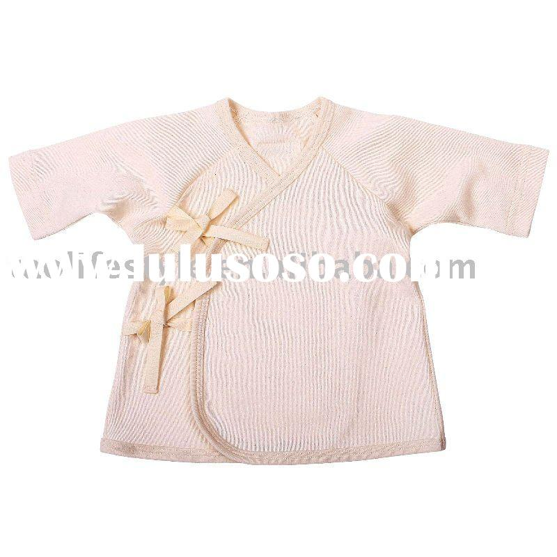 Organic cotton baby wear; baby clothes;