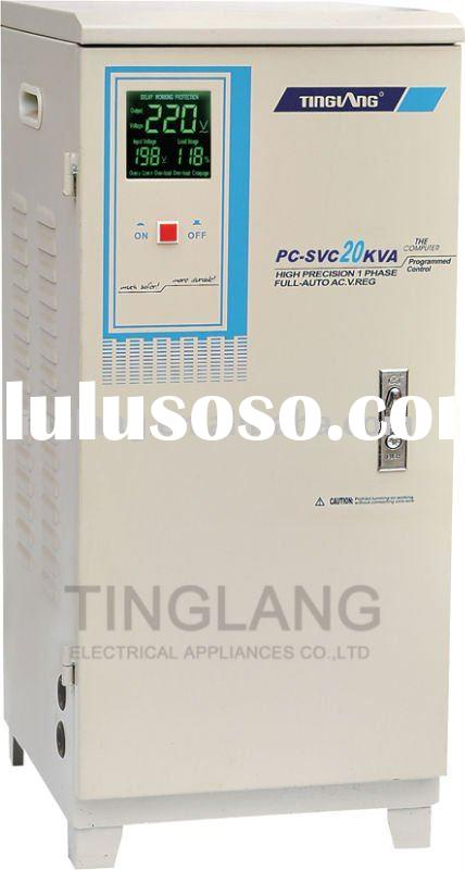 PC-SVC20KVA Single Phase Servo motor Control Automatic AC Power Supply