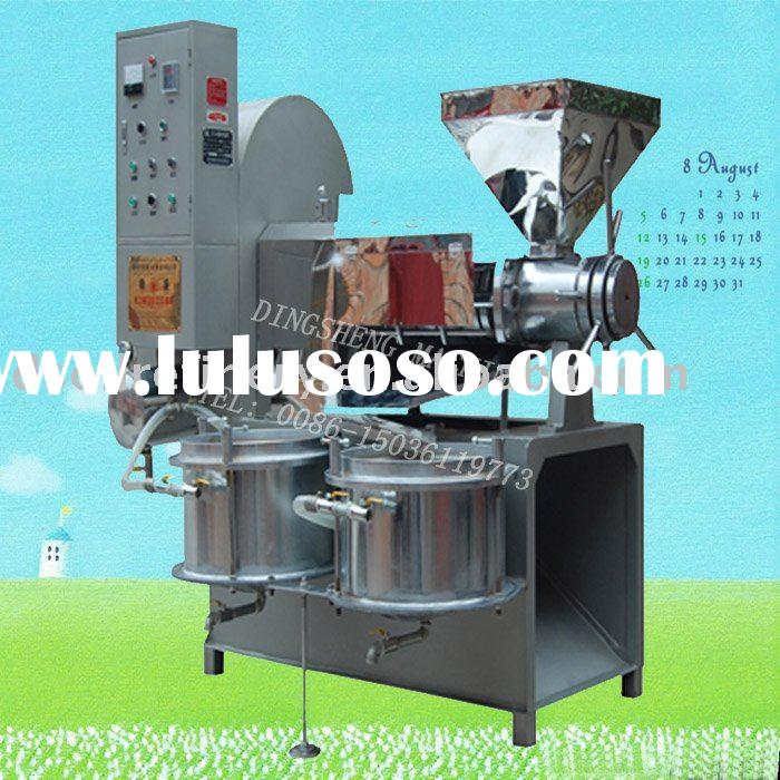 Palm Kernel Oil Expeller Machine