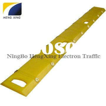 Plastic speed bump,road safety,speed bump(HX-SH23)