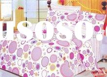 Printed Bed Sheet Fabric-100%cotton 32x32 68x68