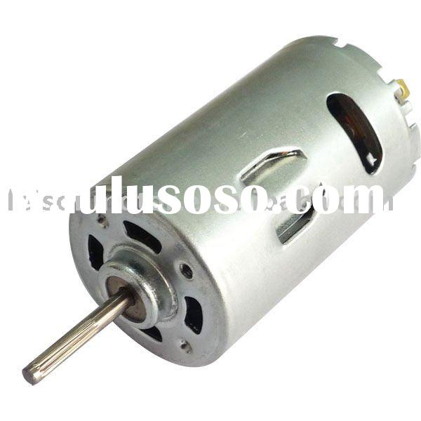 RS-545 24V Dc Motor For Hair Dryer