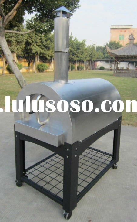 Realistic Type Wood Burning Pizza/Bread Baking Oven(P-006A)