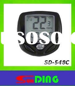 SD-548C 14Functions LCD Screen Wireless Bike Computer