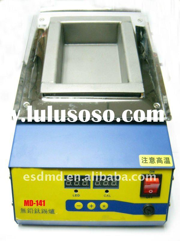 Stainless steel tin furnace/ Lead free solder pot/Solder pot MD-141