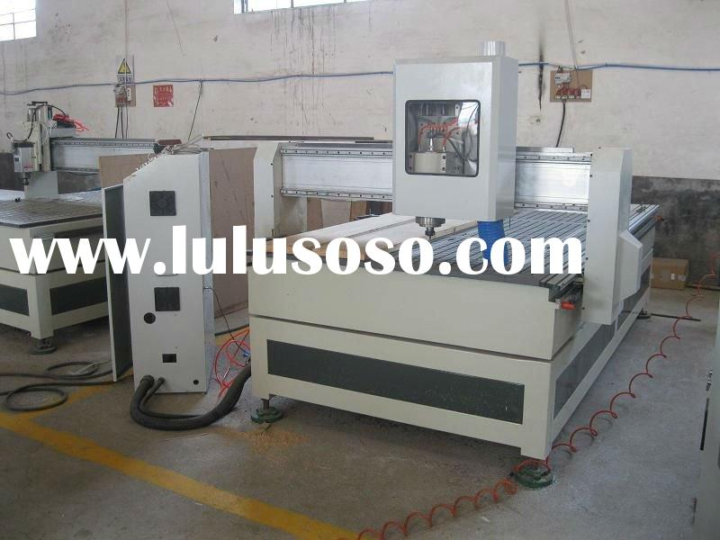 Transon Vacuum hold down Wood CNC Router