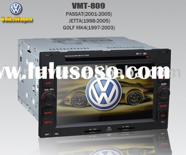 VW golf 4, bora, polo car dvd and gps audio system
