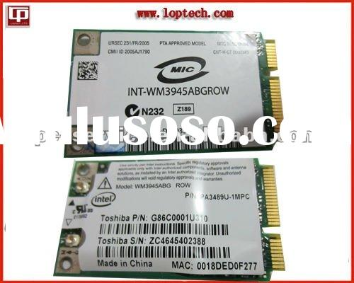 WIFI card INT-WM3945ABGROW N232 wireless networkd card for laptop