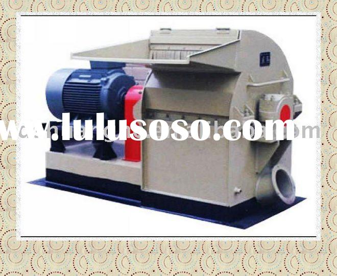 Wood Multi-purpose grinder/hammer mill SH 112*55