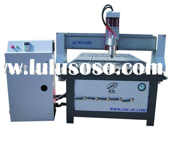 Woodworking CNC cutting machine JCM1325B with Vacuum hold down system