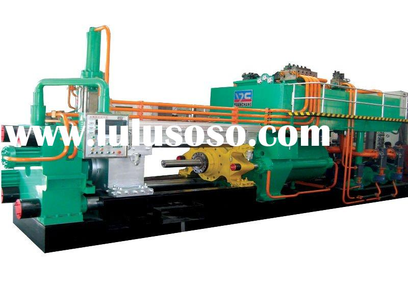 XJ-1250MT Aluminium Extrusion Press Horizontal Hydraulic press machine Punching machine