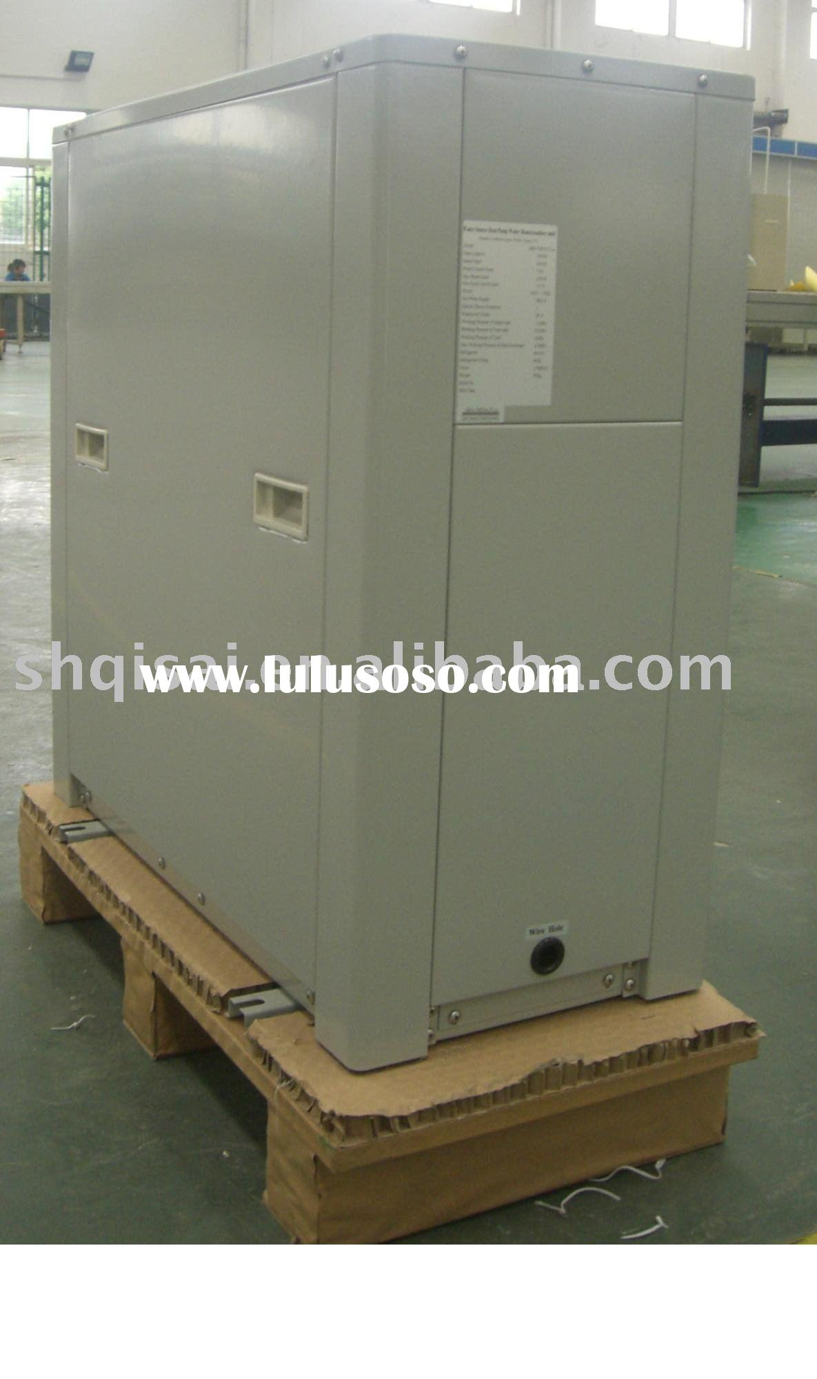 air source heat pump for low tempreture water heater