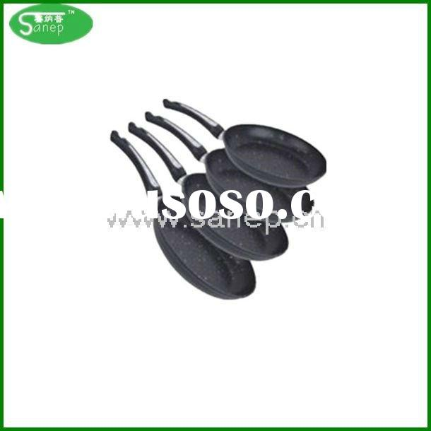 aluminum forged marble cookware