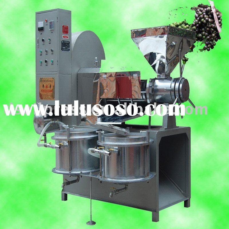 automatic screw palm kernel oil expeller D-1685