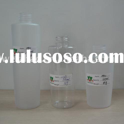 body lotion/toner bottle range, Plastic bottle, PET cosmetic bottle