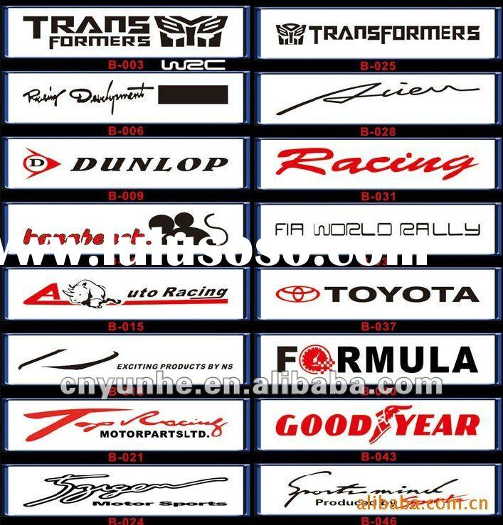 Decal Vinyl Car Decal Vinyl Car Manufacturers In LuLuSoSocom - Custom vinyl stickers for cars