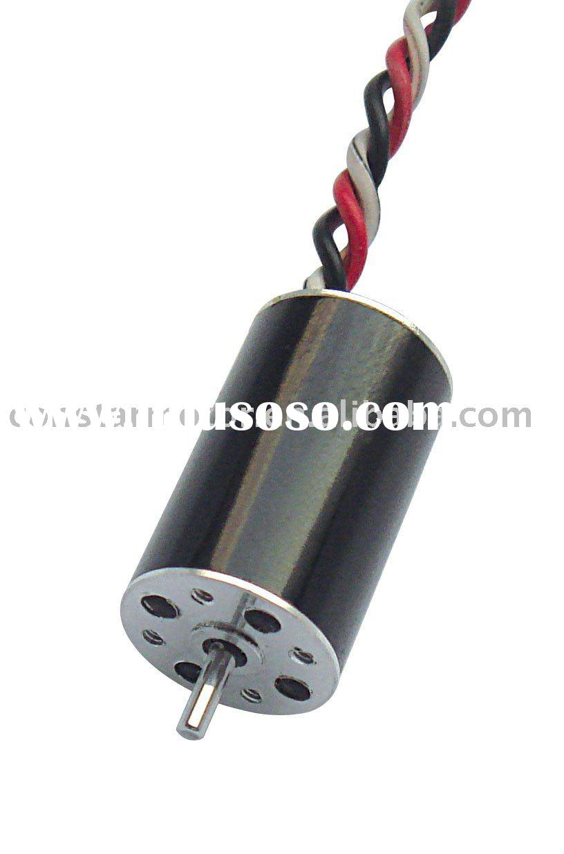 dc brushless fan motor