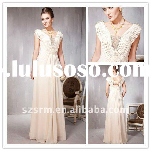 ed0030 fashion floor length evening dress for woman