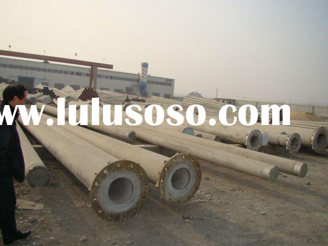 Electric Pole Concrete Electric Pole Concrete