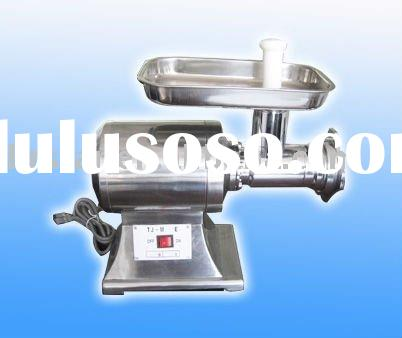 electric stainless steel meat grinder / meat grinder