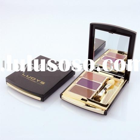fashion eye shadow, blush, cosmetics