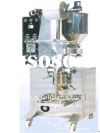 filling and packing machine for instant coffee