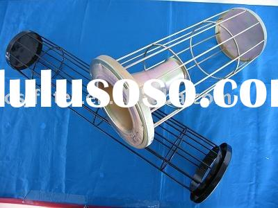filter cages for filter bags used in pulse jut dust collector