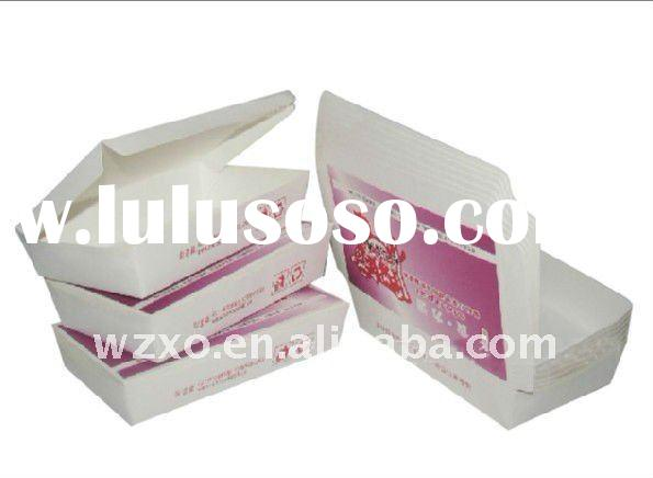 food grade fast food packaging for lunch food