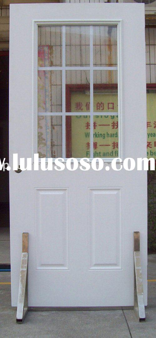 Decorative Interior Doors : Half glass door manufacturers in lulusoso