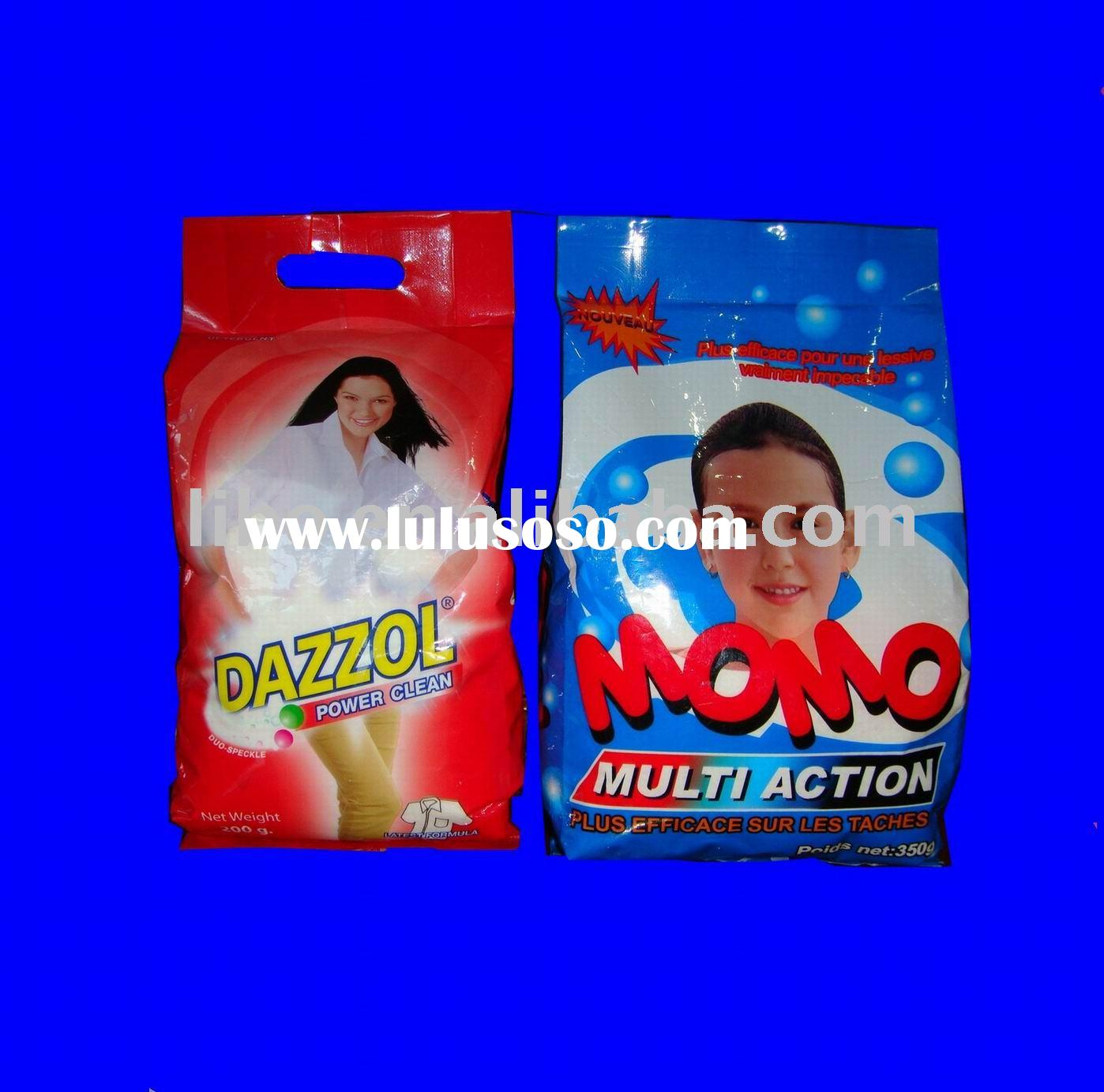 high active good quality dress washing powder