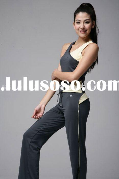 ladies' yoga clothes