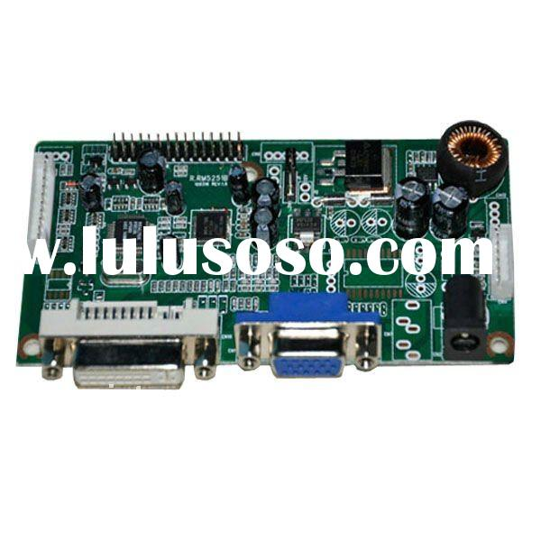 lcd monitor repair card for most TFT LCD panels