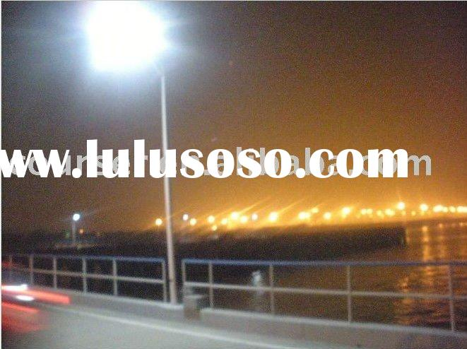 led solar street lights, solar street lamps, solar street lighting