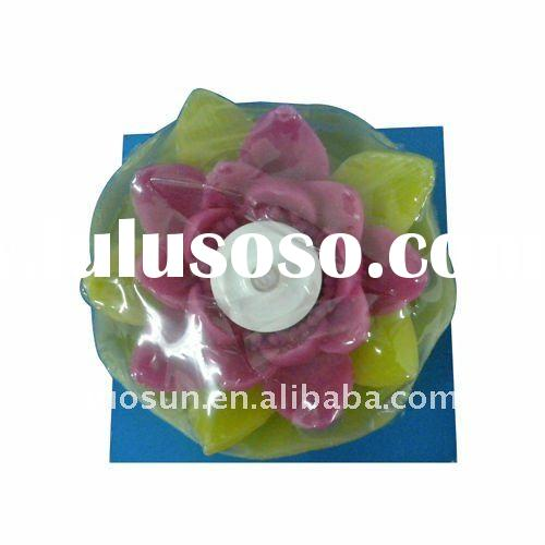 lotus flower floating decorative candles
