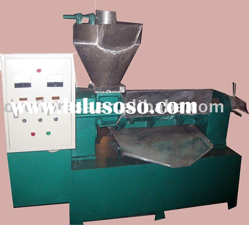 palm kernel oil expeller machine for pressing