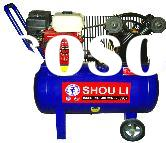 petrol engine air compressor