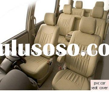 plastic car seat cover/seat cover for car