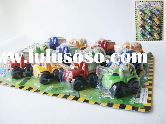 plastic toy pull back car/mini p/b truck