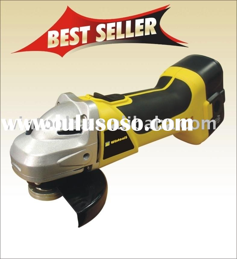 power tool -18V 115mm Cordless Angle Grinder