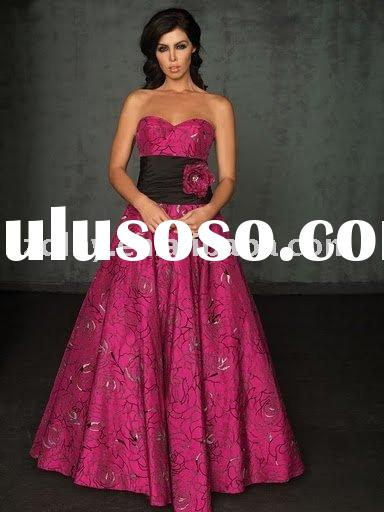 sell classic and stunning top-quality ball gown evening dress TY9455
