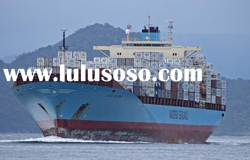 shipping service / container freight / sea cargo / air rate from China to Dubai / Jebel ali/ port ra