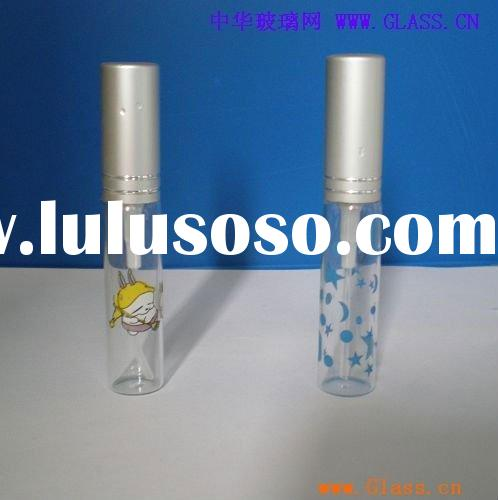small capacity perfume spray glass bottle
