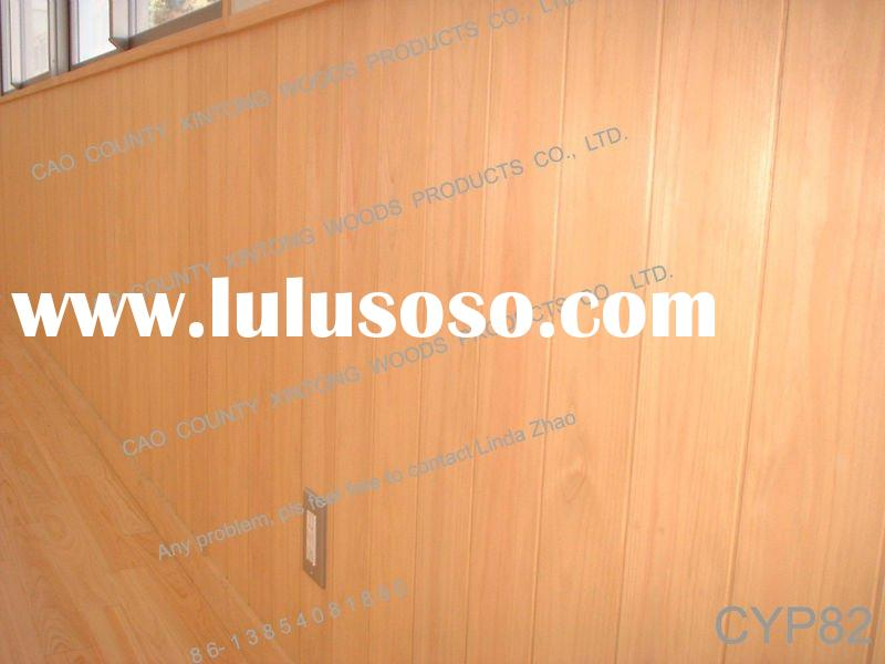 solid wood wall panel/cypress wall boards
